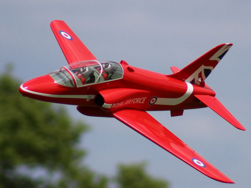 "Tony Nijhuis 42"" BAE Hawk"